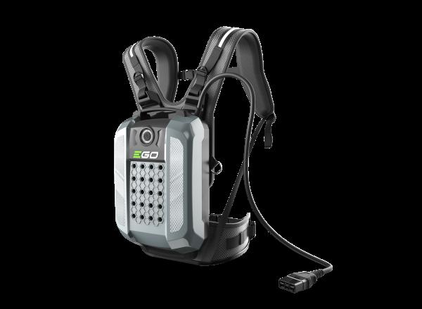 Rückentragbarer Akku (ohne Adapter und Gurtsystem) 1500 Wh, 28,0 Ah