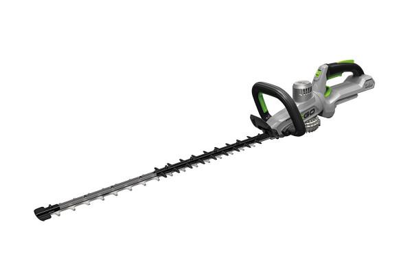 Heckenschere 65 cm, 33 mm Zahnabstand, 2 Geschwindigkeiten, drehbarer Griff