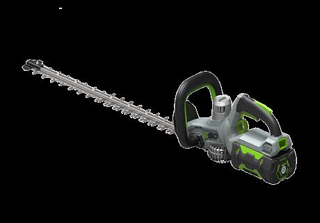 Heckenschere 51 cm, 33 mm Zahnabstand, 2 Geschwindigkeiten, drehbarer Griff